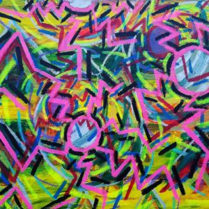Untitled #11 abstract
