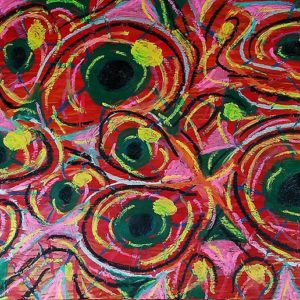 Untitled #2 abstract